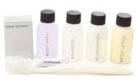 higiene profesional: amenities